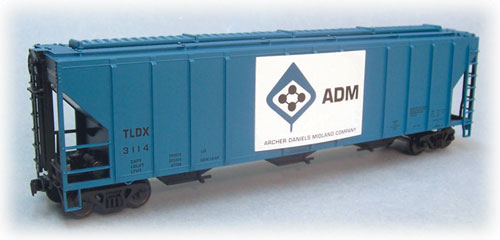 A.D.M. 3 Bay Hopper