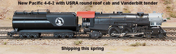 American Flyer Compatible S gauge model trains from American