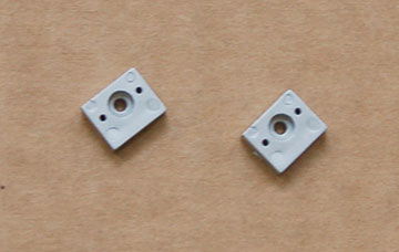 Scale Coupler Pad, Pair